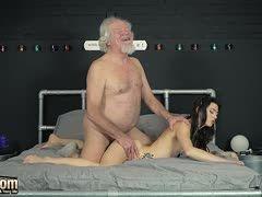 Sex alter opa Alter mann